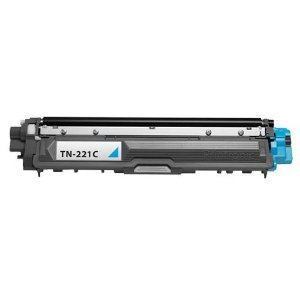 Toner Compatível TN 221 TN 225C Cyan - MFC 9330CDW DCP 9020CDN HL 3140CW - TN221 | TN225 Brother