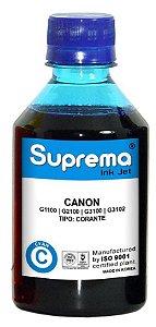 Tinta Canon Impressora G1100 G2100 G3100 G3102 G4100 - Cyan Corante