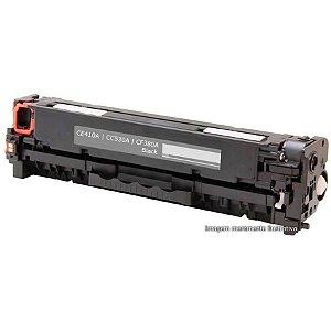 Toner HP CM2320 | CP2025 | M375 | M475 | M451 | M471 - CF380, CE410, CC530 - Preto