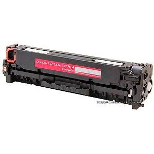 Toner HP CM2320 | CP2025 | M375 | M475 | M451 | M471 - CF383A, CE413A, CC533A - Magenta