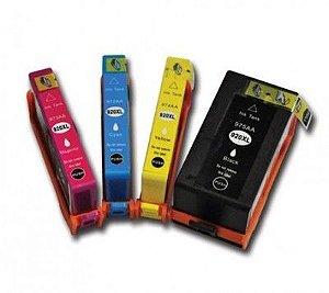 Cartucho de Tinta HP 920XL - 6000 | 6500 | 7500 | Compatível - Extra Rendimento