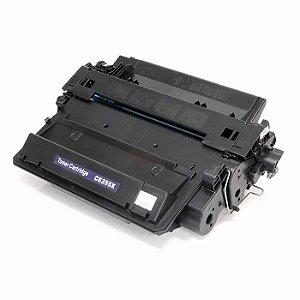 Toner HP CE255X 55X | P3015, P3015N, P3015DN, P3016, Enterprise 500 M525F | Compatível 10k