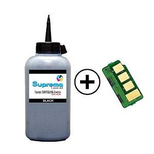 Refil de Toner + Chip Samsung D104 | D104s | D104L - ML2160 | ML2165 | SCX3400 | SCX3405 | 60g