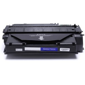 Toner HP Q7553X 53X | Q5949X 49X para uso em HP 1160 1320 3390 P2015 M2727 - 7K