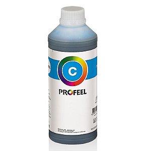 Tinta Profeel Corante HP Cyan - 1 Litro