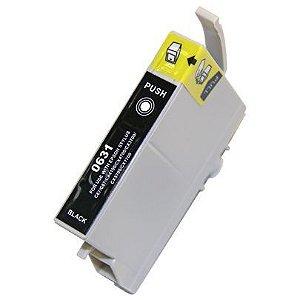 Cartucho Epson TO-631 Preto C67 | C87 | CX3700 | CX4700 | CX7700 - Microjet 13ml