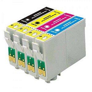 Cartucho Epson Compatível C67 | C87 | CX3700 | CX4700 | CX7700 - Microjet 13ml