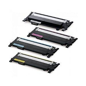 Toner Samsung CLP 365W | CLX3305FW | CLT K406 M406 Y406 C406 - Novo