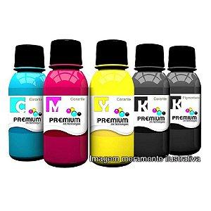 Kit Tinta Premium Recarga MG-7510, MG-5510, MG-6410, MG-7110, IP-7210