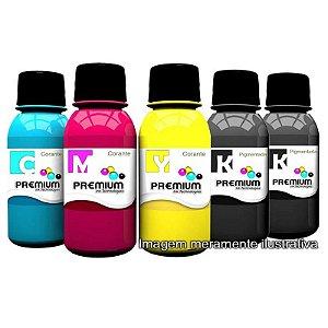 Kit 5 Garrafas de Tinta Impressora G3111 | G 3111 | G-3111