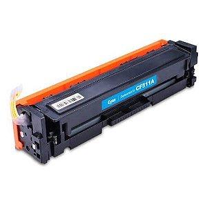 Toner Compatível CF-511A Cyan - M 180 | M 154 | M180nw | M154nw | 204A Premium