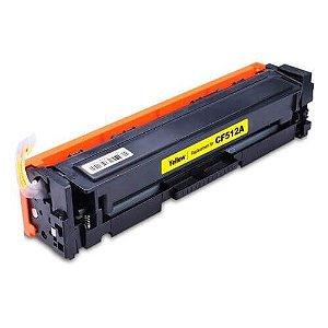 Toner Compatível CF-512A Amarelo - M 180 | M 154 | M180nw | M154nw | 204A Premium