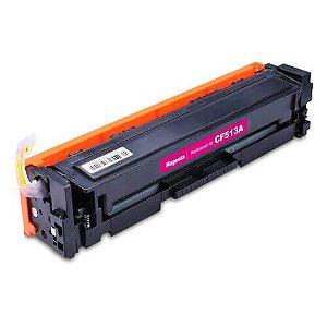 Toner Compatível CF-513A Magenta - M 180 | M 154 | M180nw | M154nw | 204A Premium