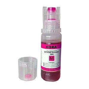 Tinta Epson T504320 T504 Magenta | L4150 L4160 L6191 L6161 L6171 | Kora 70ml