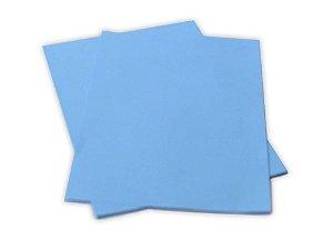 Papel Sublimático Fundo Azul 100g com 100 folhas - Tamanho A4