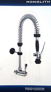 Mini Esguicho de Pré-Lavagem de Parede sem Misturador - R0501020226 -  Torneira Industrial Monolith