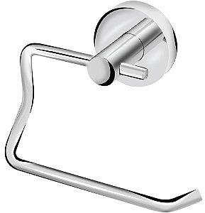 Papeleira Cromada para Banheiro - 2020-E63 - Eternit