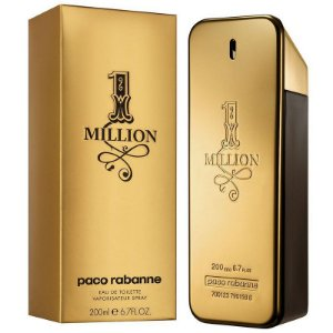 1 Million Eau de Toilette Masculino 200ml - Paco Rabanne