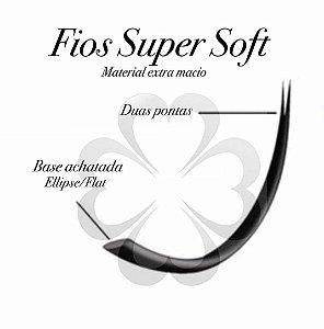 Cílios Super Soft 0.20 Ellipse - Curvatura CC