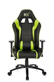 Cadeira Gamer em Couríssimo com detalhes em cores contrastantes