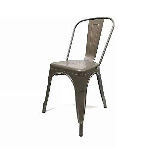 Cadeira Fixa de Aço