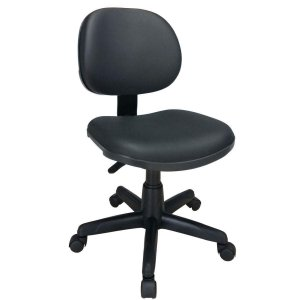 Cadeira Executiva LISA Giratória SEM BRAÇOS