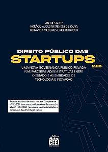 DIREITO PÚBLICO DAS STARTUPS