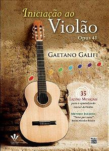 INICIAÇÃO AO VIOLÃO - OPUS 41 - 35 LIÇÕES MUSICAIS