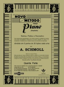 NOVO METODO PARA PIANO  - Vol. 4