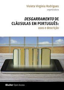 Desgarramento cláusulas sem núcleo em português