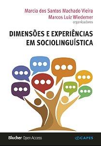 Dimensões e experiências em sociolinguística