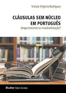 Cláusulas sem núcleo em português