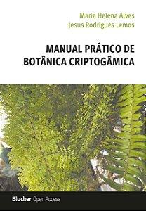 Manual prático de botânica criptogâmica
