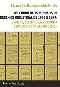 Os currículos mínimos de desenho industrial de 1969 e 1987