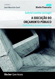 A execução do orçamento público