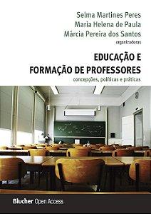 Educação e formação de professores