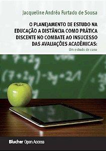 O planejamento de estudo na educação a distância como prática discente no combate ao insucesso das avaliações acadêmicas