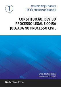 Constituição, devido processo legal e coisa julgada no processo civil