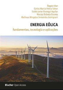 Energia eólica fundamentos tecnologia e aplicações