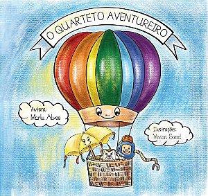 O Quarteto Aventureiro - autora Marlu Alves