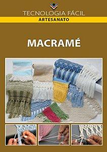 Macramé - autor Aparecida Conceição Moneze Sversut Cássia Maria Raposo de Andrade e Denise de Campos Barbosa de Oliveira