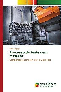 Processo de testes em motores