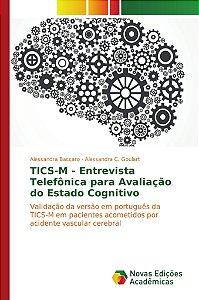 TICS-M - Entrevista Telefônica para Avaliação do Estado Cognitivo