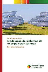 Modelação de sistemas de energia solar térmica