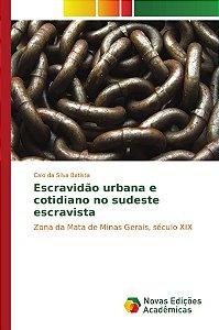Escravidão urbana e cotidiano no sudeste escravista