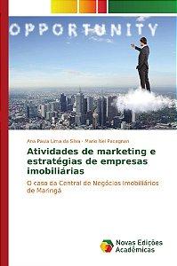 Atividades de marketing e estratégias de empresas imobiliárias