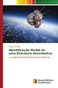 Identificação Modal de uma Estrutura Aeronáutica
