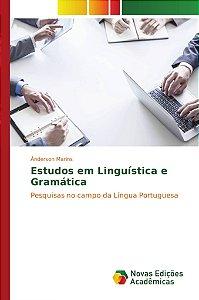 Estudos em Linguística e Gramática