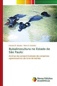 Bubalinocultura no Estado de São Paulo: