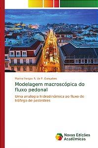 Modelagem macroscópica do fluxo pedonal